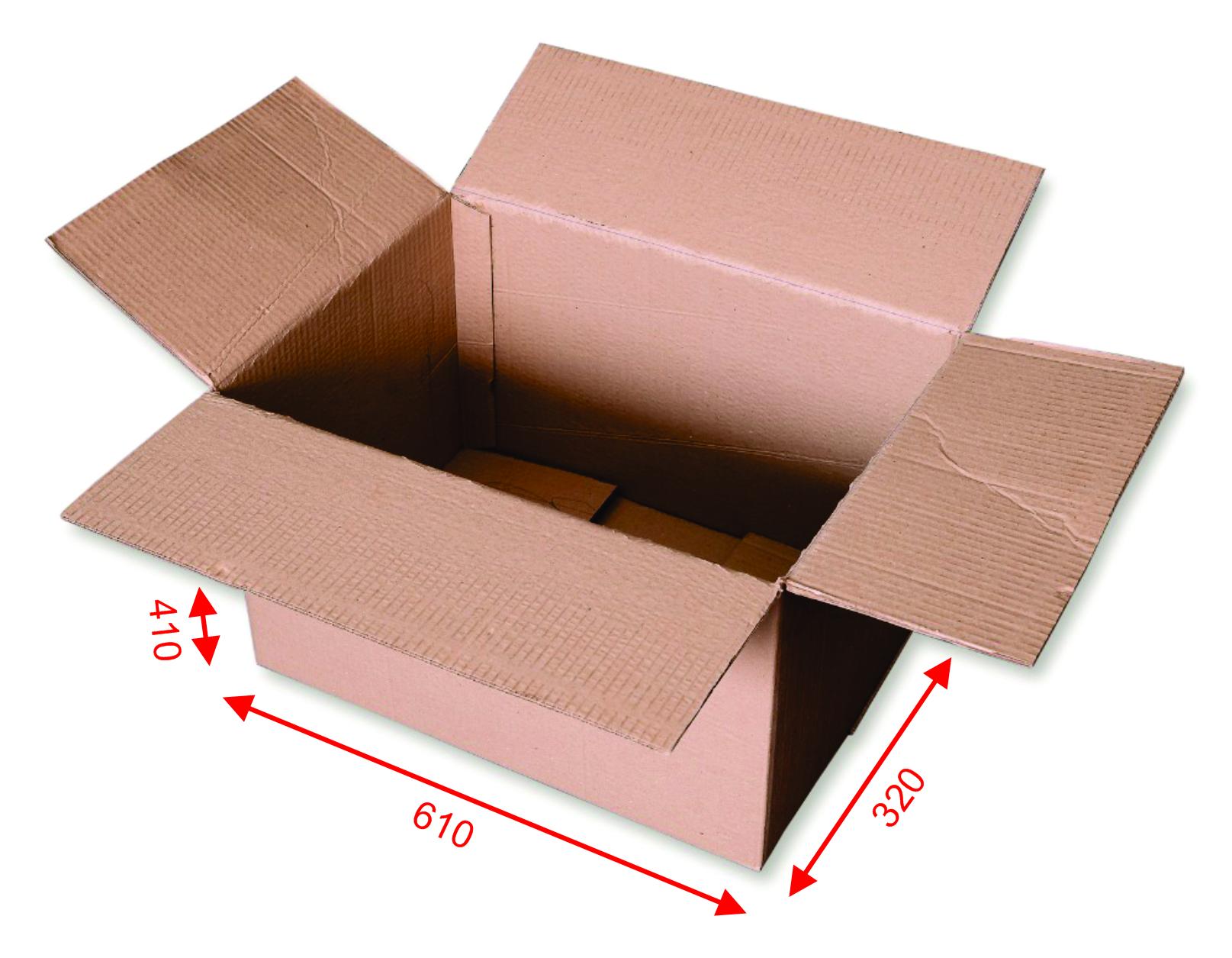 Caixa de Papelão REF: 541