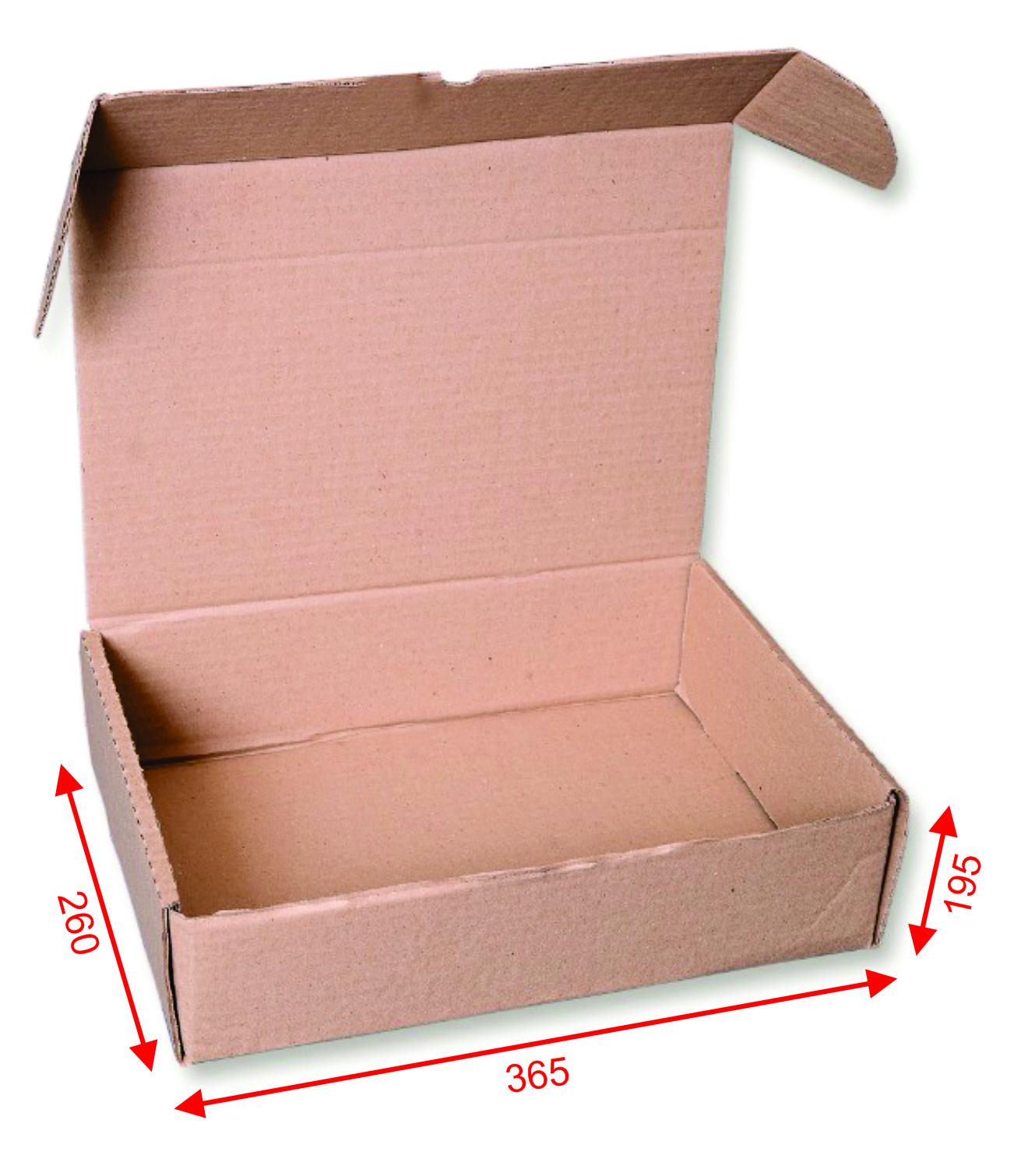 Caixa de Papelão REF: 11501 (Corte Vinco)